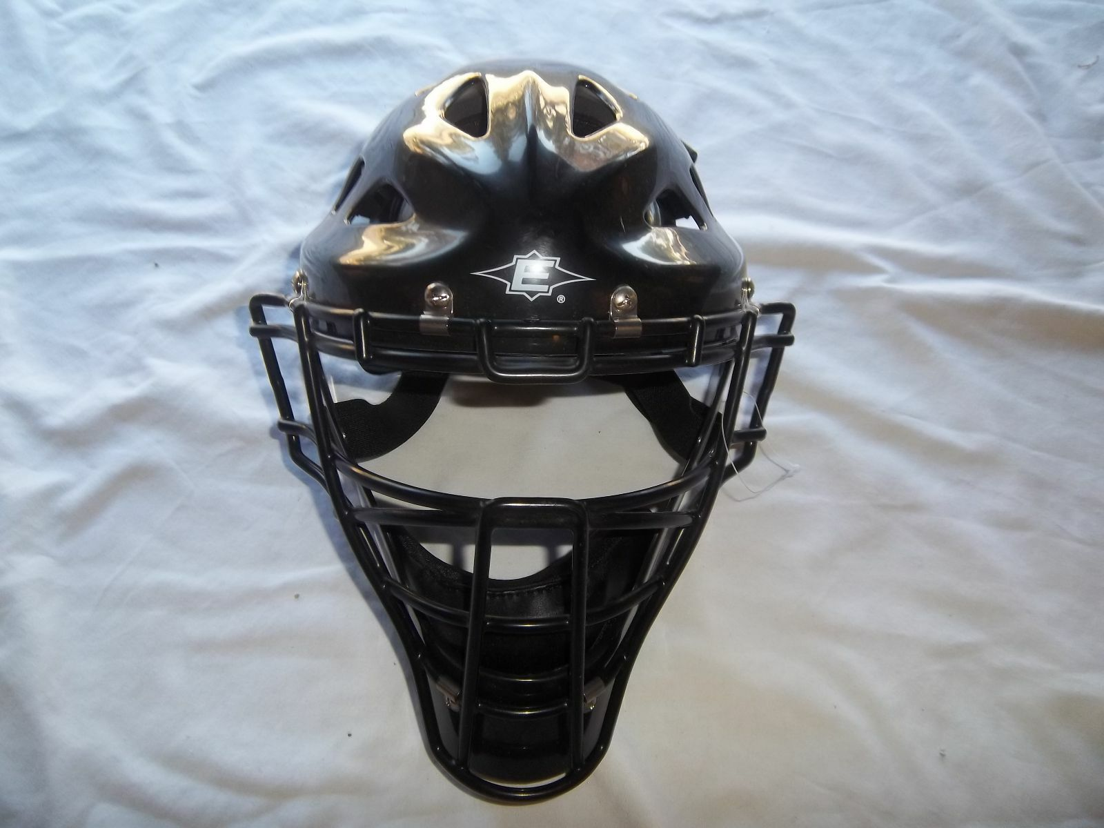EASTON NATURAL  BASEBALL CATCHERS HELMET(VARIOUS GrößeS & FarbeS)