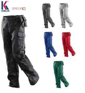 Hochwertige-Bundhose-Arbeitshose-SPECIFIQ-Marke-Kuebler-Groessen-25-118-6-Farben