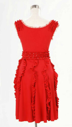 Harry Potterand the Deathly Hallows Hermione Granger Red Party Dress{po}