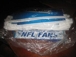 BUD LIGHT NFL PENDANT FLAGS NIP | eBay