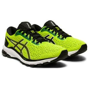 ASICS-GT-1000-9-Scarpe-Running-Uomo-Support-LIME-BLACK-1011A770-300