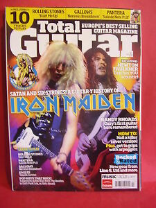 JOB-LOT-X-10-TOTAL-GUITAR-MUSIC-MAGAZINES-ROLLING-STONES-IRON-MAIDEN-EAGLES