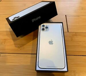 USED Apple iPhone 11 Pro 256GB Silver - Complete, Factory Unlocked