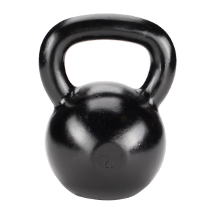 50 lb kettlebell - Body-Solid KB50 Iron Strength Training Weight Black Coating