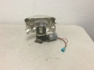 1 Code 3 model 360  MX7000 Excalibur rotator LP6000 rotating light 100rpm