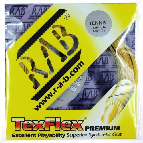 Rab Tex Flex Premium Tennis String