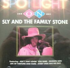 SLY AND THE FAMILY STONE - Spotlight On (CD) . FREE UK P+P .....................