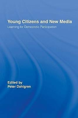 1 of 1 - Young Citizens and New Media: Learning for Democratic Participation (Routledge