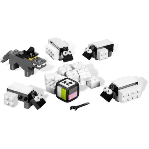 LEGO Shave A Sheep 3845 NEW IN BOX