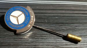 Auto Pins & Anstecknadeln Sanft Mercedes Benz Anstecknadel Long Service Award 15 Years South Africa 20x19mm GroßE Vielfalt