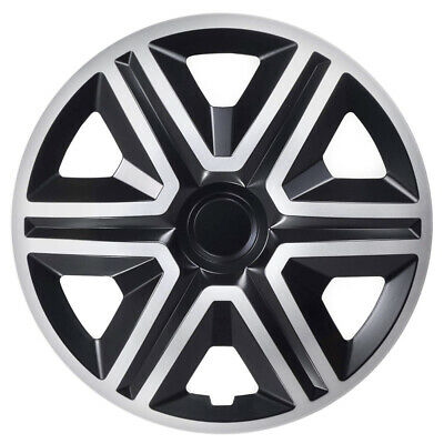 """4x15/"""" Wheel trims wheel covers for Ford Transit Connect 15/"""" black"""