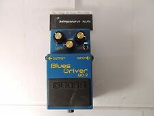 BOSS BD-2 BLUES DRIVER EFFECTS PEDAL w/ KEELEY PHAT DRIVE MOD MODDED