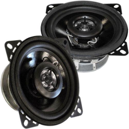 BA10 10cm 2 Wege Koax Lautsprecher Paar für Ford Orion