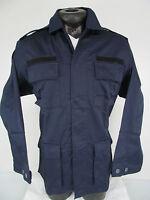 Surplus BDU Uniform 4 Pocket Long Sleeve Button Front Shirt Lightweight Jacket