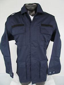 Surplus-BDU-Uniform-4-Pocket-Long-Sleeve-Button-Front-Shirt-Lightweight-Jacket