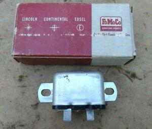 nos 1958 1959 ford thunderbird tail light stop lamp relay original fomoco |  ebay  ebay