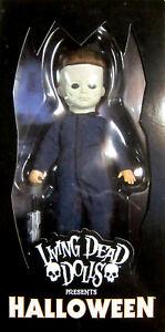 Hell Living Dead Dolls Michael Myers Halloween Fest In Der Struktur ldd