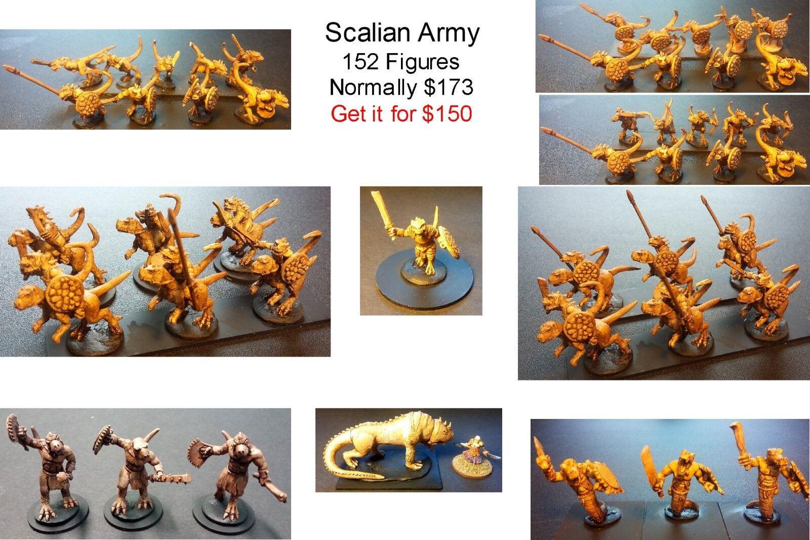 15mm Fantasy Scalian Core Army (152 figures) figures) figures) Normally 5e2347