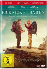 Picknick mit Bären (Emma Thompson, Nick Nolte, Robert Redford) DVD NEU + OVP!