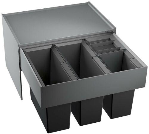 Blanco Select 60//4 installation des déchets de collection 2x15 2x6 litres 520781