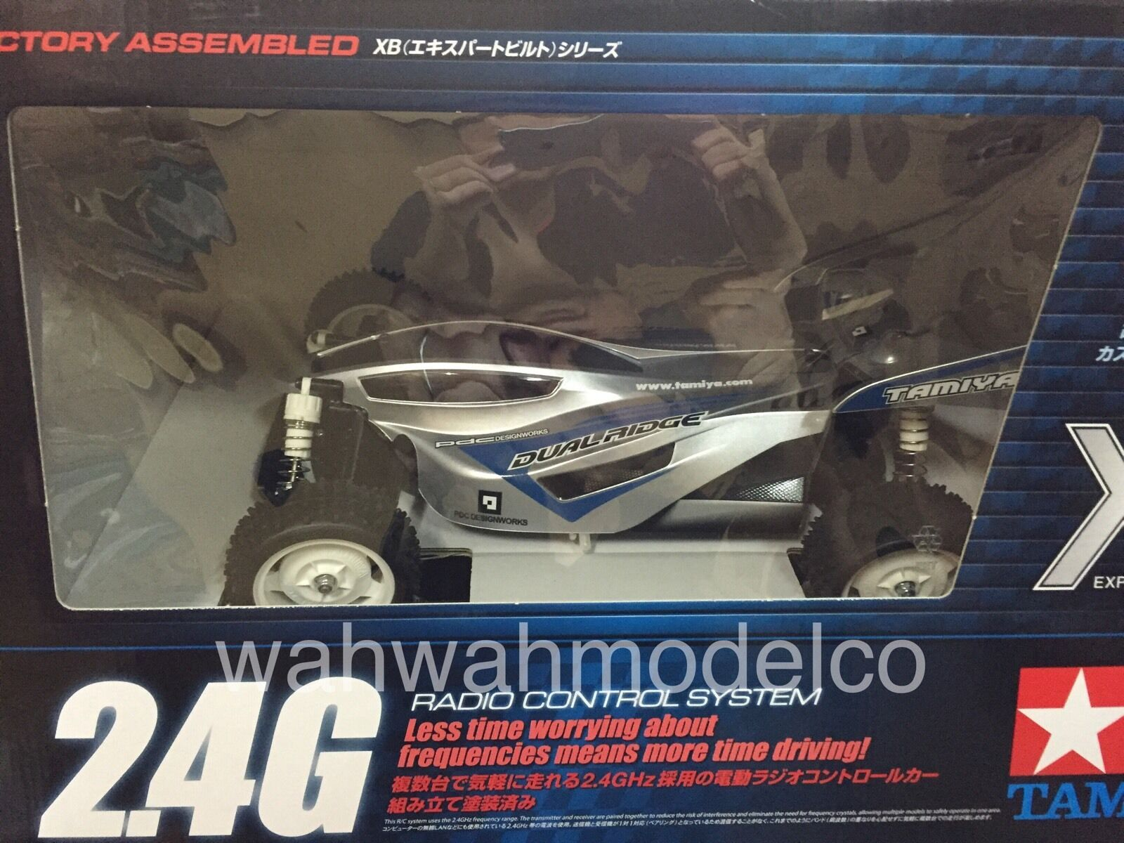 Tamiya 57876 1/10 Rc Rtr Doble Ridge-tt-02b w/esc