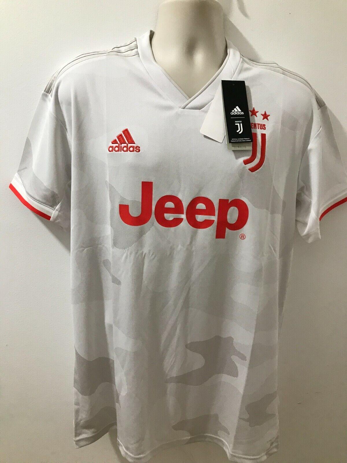 adidas Juventus Away Soccer Men's Jersey 2019/20 - Size L for sale ...