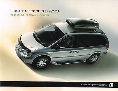 1990 Chrysler Sales Brochure LeBaron Town Country Van