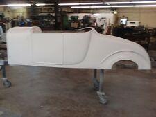 "1927 Ford Model T Roadster Fiberglass Body 3"" channled floor t-bucket tbucket"
