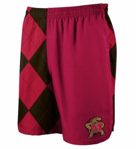 2XL Loudmouth Maryland Terrapins Men/'s Basketball Shorts