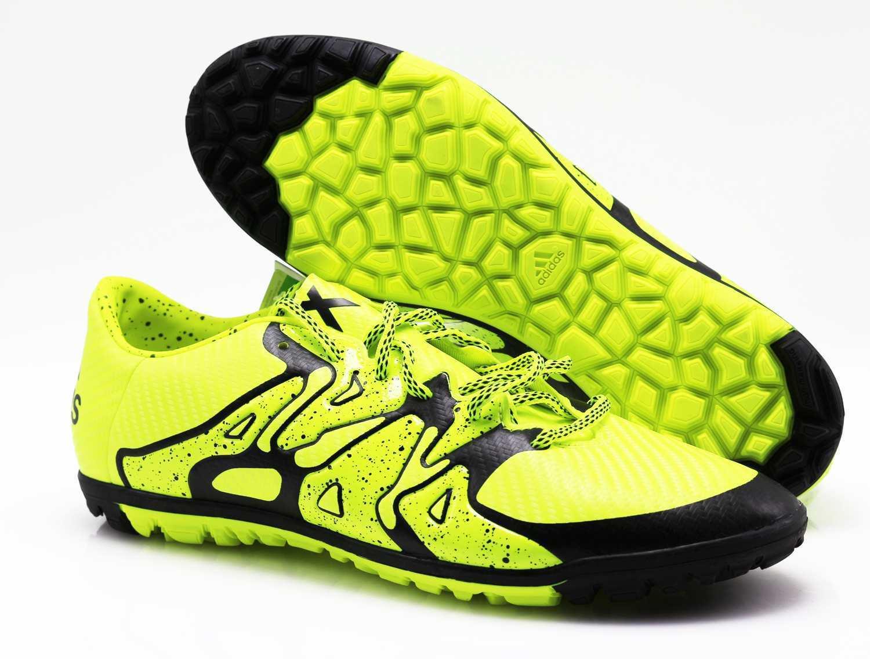 Gr. (60) gelb B32972 X15.3 Multinocken Fußballschuhe Adidas