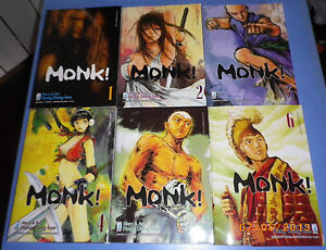 MONK-completa