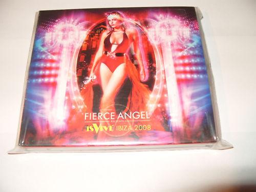 Es Vive Ibiza 2008 (Fierce Angel P.  3 cd   digipak