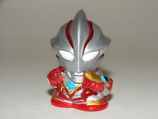 SD Ultraman Mebius Brave (Translucent) Figure from Ultraman Set! Godzilla