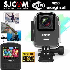 Original-SJCAM-M20-4K-WIFI-1080P-LCD-Mini-DV-Waterproof-Helmet-Action-Camera