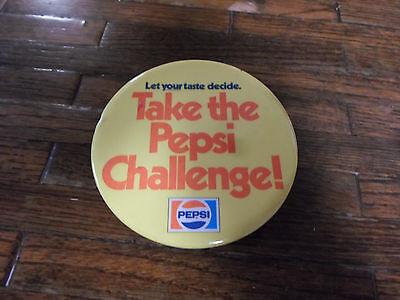 Vintage 1991 Pepsi License To Chill Credit Card Promo Soda Vtg Pop Challenge