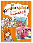 Kinderspiele für kluge Köpfe (2016, Gebundene Ausgabe)