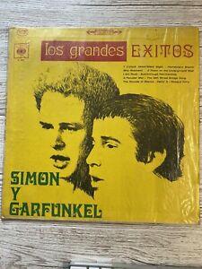 SIMON-AND-GARFUNKEL-LOS-GRANDES-EXITOS-12-VINYL-33-LP-ALBUM-VERY-RARE-CL-S-4165