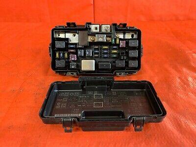 OEM 02 - 04 ACURA RSX TYPE S - ENGINE BAY UNDER HOOD FUSE BOX PANEL W/ GOOD  TABS | eBay | Acura Rsx Fuse Box |  | eBay