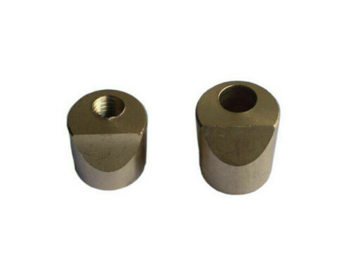 2pc Bridgeport Milling Machine Bolt Handle Quill Lock Sleeve Vertical Mill Tool