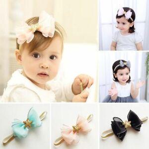haar-accessoires-star-kopfbedeckung-bowknot-haarband-baby-stirnband