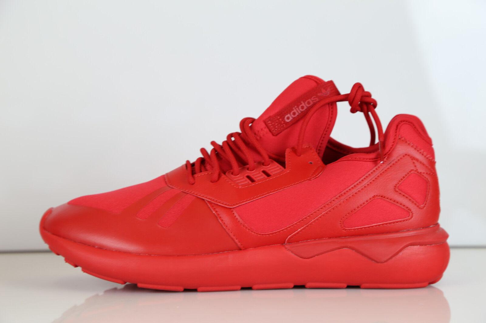 the best attitude 9e498 1f6e2 70%OFF New 10.5 adidas Originals TUBULAR Runner Scarlet Red October Q16464  TRIPLE RED