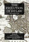 The Evolution of EU Law by Oxford University Press (Hardback, 2011)