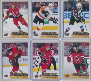 2017-18-Upper-Deck-Series-1-Series-2-CANVAS-Young-Guns-Rookies-YOU-CHOOSE