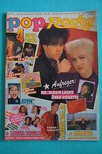 Zeitschrift Pop Rocky Nr. 12 / 1991