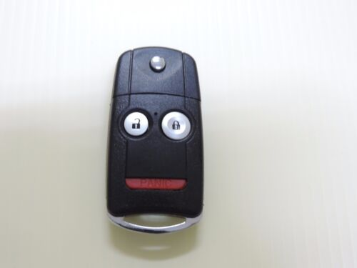 Replacement For 2007 08 09 10 11 12 13 Acura MDX RDX Flip Switch Remote Key FOB