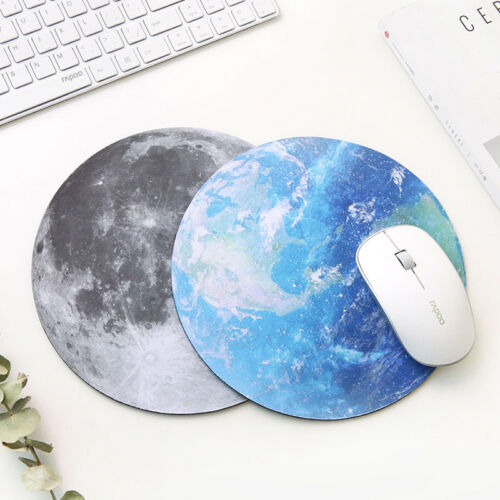 """/""""Dream Planets/"""" 1pc Beautiful Computer Mouse Pad Soft Rubber Mouse Mat Cute Gift"""