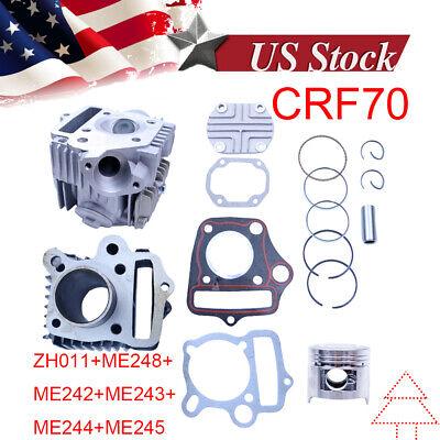 Honda 70cc Piston Kit ATC70 TRX70 XL70 XR70 CRF70F STD