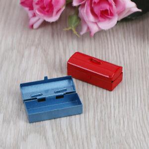 Miniature-furniture-dollhouse-toolbox-decoration-classic-toyJ-WG