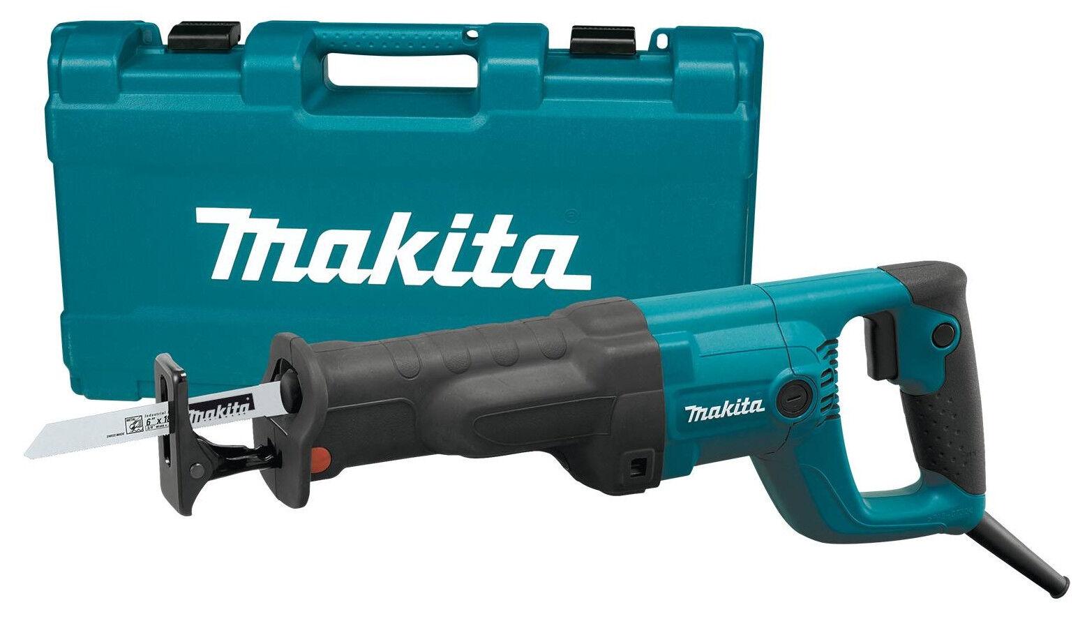 Makita Säbelsäge JR3050T  + 3 Sägeblätter in Koffer