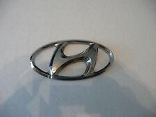 "01-06 Hyundai Sante Fe Rear Emblem 5 3/4"" Used Nice FREE SHIPPING"